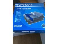 Tile cutter electric
