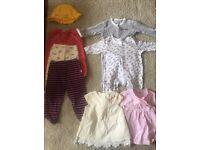 Baby Girl 3-6m Bundle