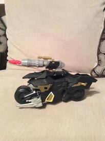 Attack Armour Bat-Pod
