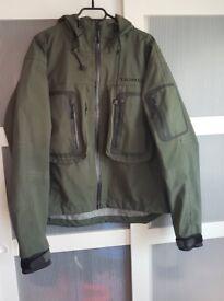 Taimen Waterproof Wading Jacket size XL