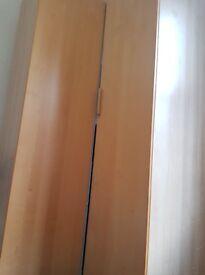 Ikea Corner Wardrobe