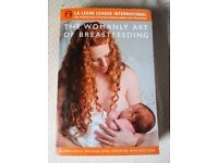 The Womanly Art of Breastfeeding Book | Breast is Best | Education | Knowledge | La Leche League