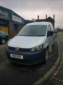 Vw Caddy 2011 Silver 102ps 5 Speed Manual ( Recon Gearbox Fitted)
