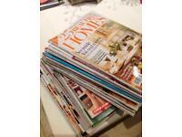Magazines ; 25 BEAUTIFUL HOMES HOMES & GARDENS. Etc