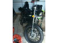 Wk cruiser 125cc project or parts