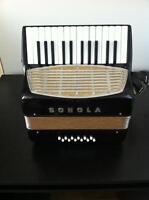 Accordéon piano à vendre