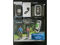 New boxed Garmin Edge Touring Special Edition GPS Cycle Computer with Bike Mount and Case