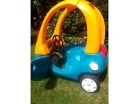Little Tikes Grand Coupe Car