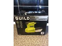 Brand new guild 200w sheet sander