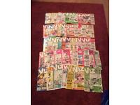 Old rare viz mags 40 in total all at least 15 years old