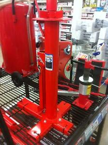 CAR/MOTORCYCLE TIRE CHANGER WITH BEAD BREAKER BAR