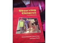 Observing children book