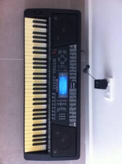 BASE MK939S ELECTRONIC KEYBOARD (DISPLAY NOT WORKING)