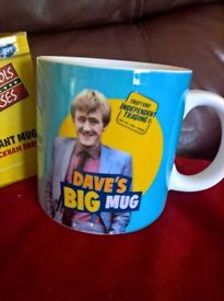 Giant mug,only fools and horses,FATHERS DAY GIFT? Boxed new