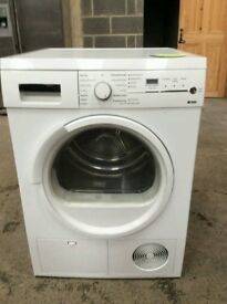 White Siemens 8.5Kg Condenser Tumble Dryer (BRING YOUR OLD ONE AND GET NEW -25%)