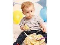 CAKE SMASH! Celebrate your childs 1st Birthday! Best Offer Gauranteed!