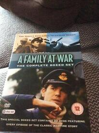 Family at war complete box set