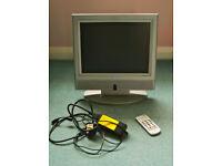 Goodmans 15inch TV (Model LD1510) - Ideal for kitchen, caravan etc.