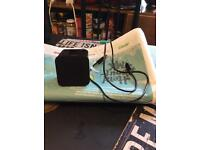 Sound square blue tooth speaker