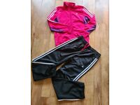 NEW Adidas tracksuit GIRL 13-14 years