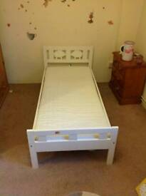 Ikea 'kritter' childs bed
