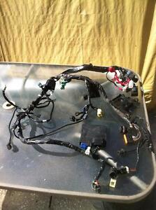 2009 YAMAHA R1 MAIN HARNESS WITH ECU AND IGNITION SET Windsor Region Ontario image 4