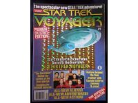 Star Trek Voyager Magazine 1st Issue, April 1995