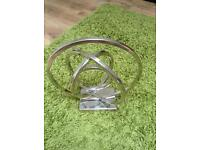 Sliver plated table ornament