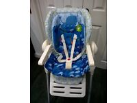 Chico Polly 2in1 High Chair