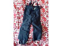 patagonia goretex trousers, large