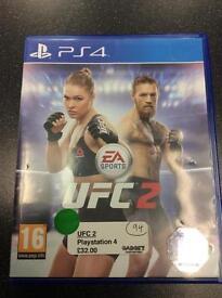 UFC 2 PlayStation 4 Game