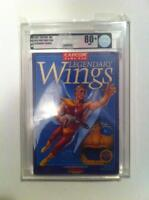 1988 Nintendo Capcom Legendary Wings VGA 80+ NM