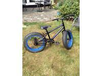 A children's Avigo fat bike