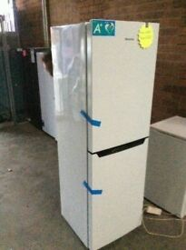 Boxed Brand New White A+ Frost Free Hisense Fridge Freezer (BRING YOUR OLD ONE AND GET NEW -25%)