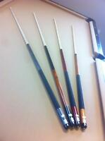 Dufferin Pool Cues AVAILABLE NOW at Beachcomber!!!