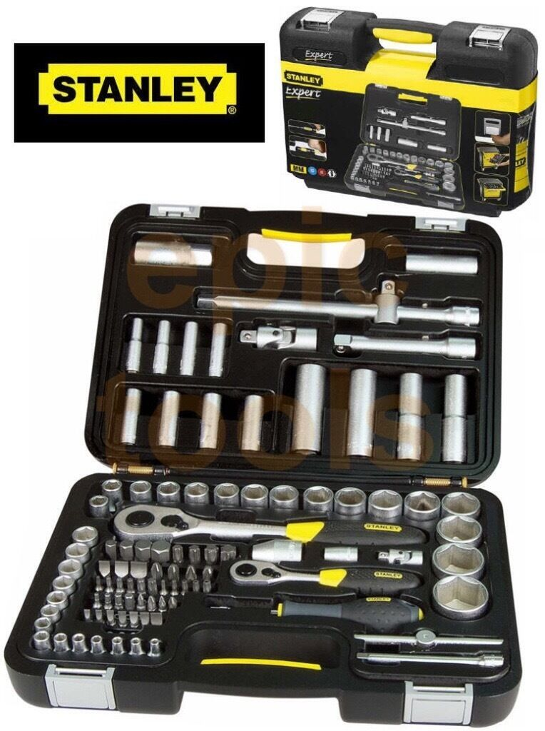 Socket Set Stanley Expert X 97 In Blyth Northumberland
