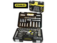 Socket Set Stanley Expert x 97