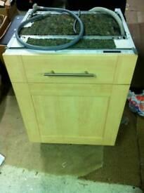 Lamona fitted dishwasher