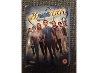 The Big Bang theory 1-6
