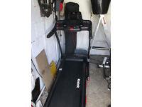 Reebok One GT40S Treadmill, Almost unused