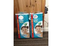 Little angels size 6 nappies