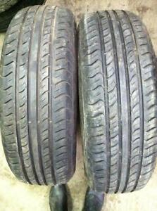 2 - Weathermax All Season Tires - 195/65 R15
