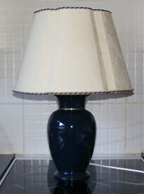 2 x Table Lamps for sale £25.00 ono for pair