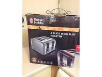 Russell Hobbs wide slice toaster