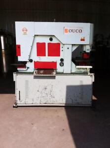 (USED) IRON WORKER / SOUCO 90T