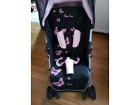 Silver Cross pop butterfly buggy