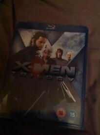 X men trilogy blu ray