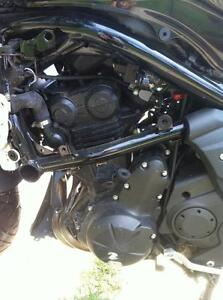 2011 KAWSAKI ZX650R WITH UNDER 1000 KM PARTING OUT Windsor Region Ontario image 10