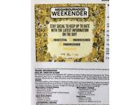 Neighbourhood Weekender Music Festival Warrington