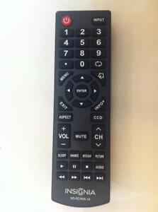 Original INSIGNIA TV remote control NS-RC4NA-14 RC4NA14 Remote For NS-28ED200NA14 NS-50D400NA14 NS-19ED200NA14 55E4400A1
